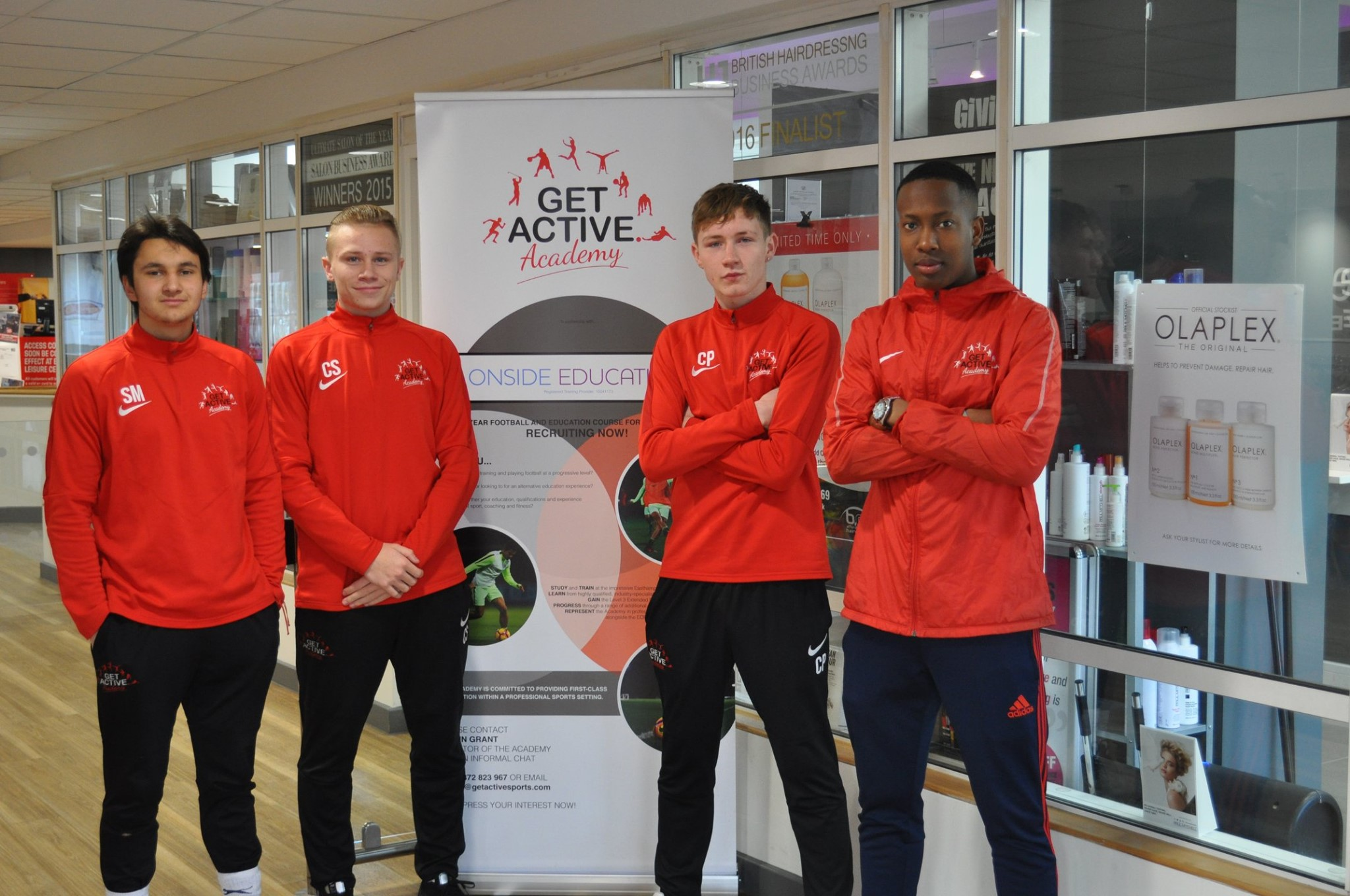 open trials for football academy
