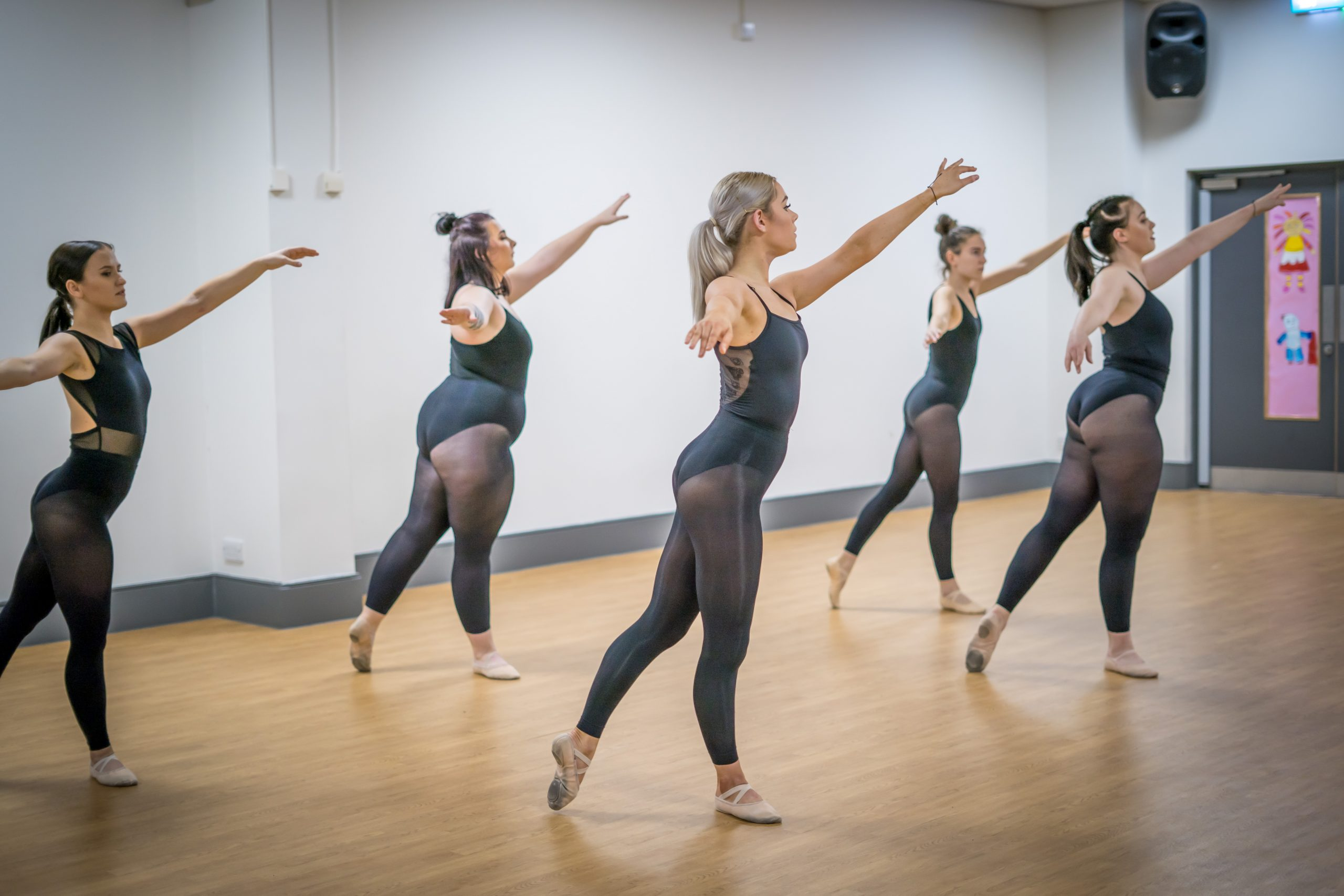 dance academy auditions